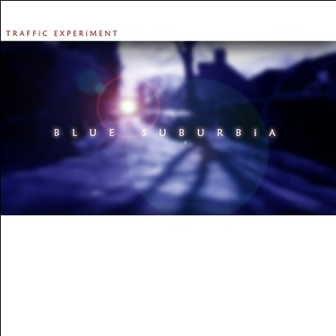 Blue Suburbia by Traffic Experiment