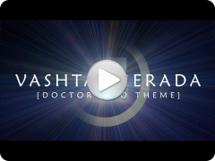 Vashta Nerada [Doctor Who Theme] by Traffic Experiment - Official Music Video