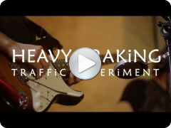 TRAFFiC EXPERiMENT - Heavy Braking [Live Session]